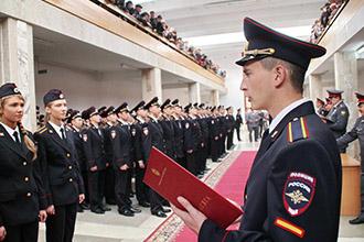 Поступление в академию МВД