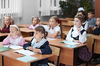 Ученики российской школы