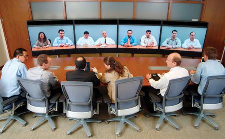 Компьютерные телеконференции, обучение при помощи видеолекций
